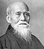 Morihei Ueshiba, Aikido's founder