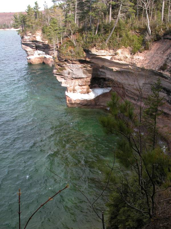 Pictured Rocks National Lake Shore