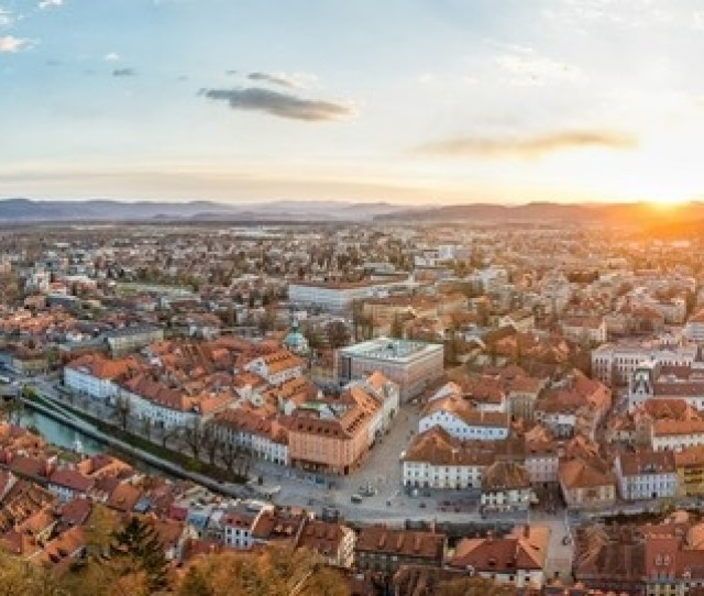 Ljubljana The Capital Of Slovenia Will Be Your Starting Point For Your Slovenia Vacation