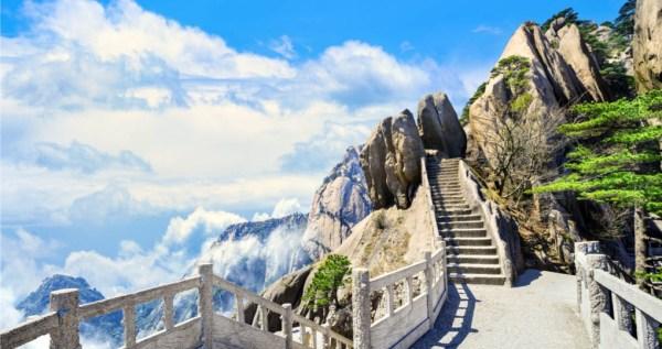 amazing landscapes of china