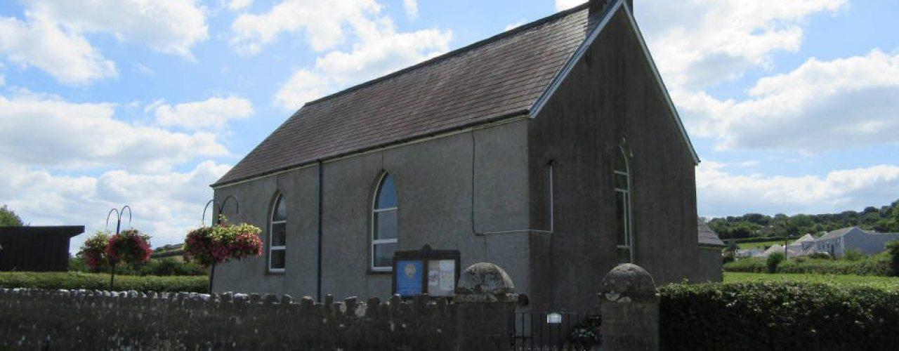 St David's Church, Wernffrwd, The Gower Peninsula, Swansea
