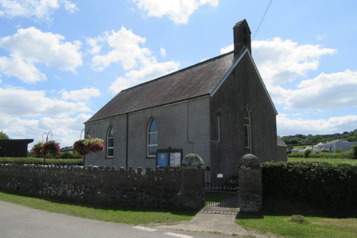 St David's Church, Wernffrwd, The Gower Peninsula, Swansea