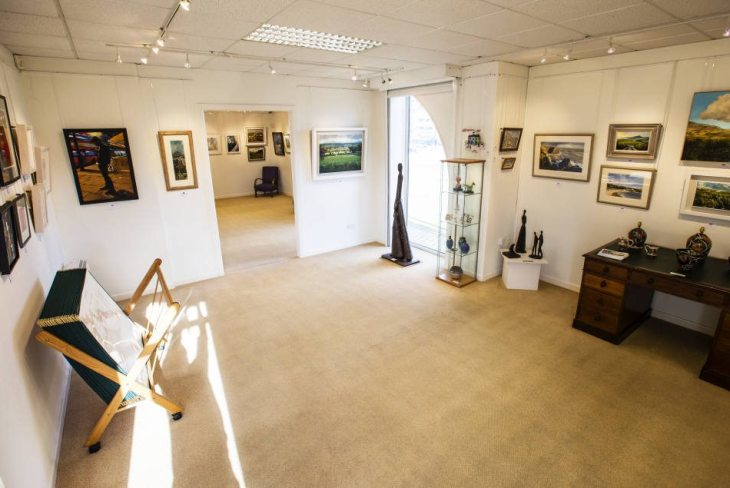 Attic Gallery, Swansea