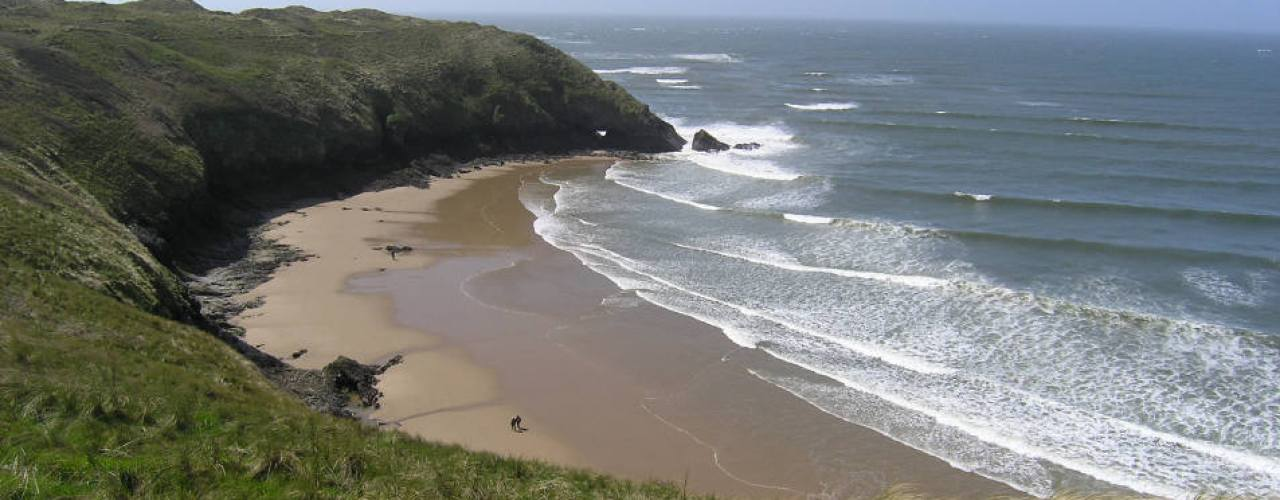 Bluepool, Llangennith, Gower Peninsula