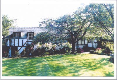 Burry Longhouse self-catering accommodation, Burry, Gower