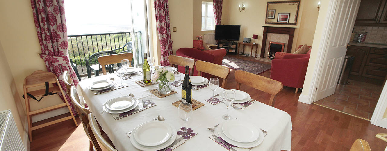 Croft Acre holiday cottages, Port Eynon, Gower