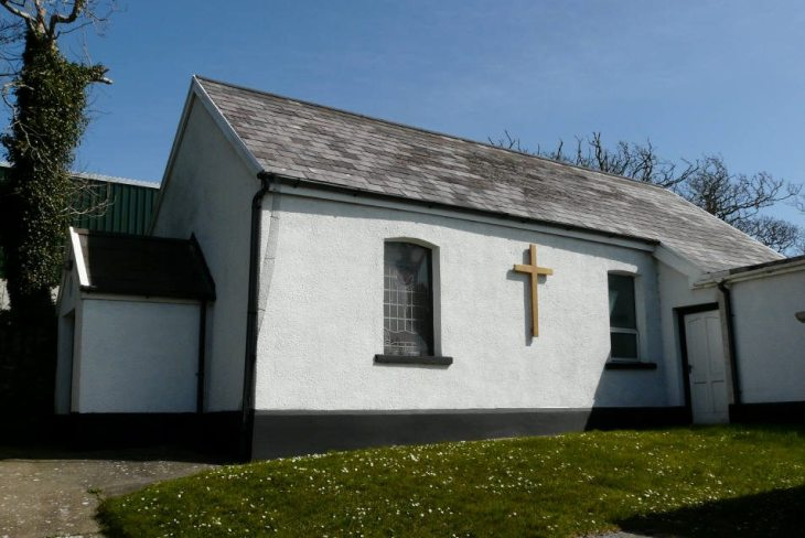 Horton Methodist Chapel, Horton, Gower Peninsula, Swansea