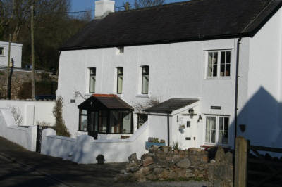 Langford Cottage self-catering seaside cottage, Port Eynon, Gower