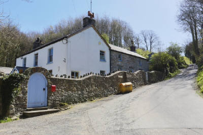 Ramblers Retreat self-catering accommodation, Parkmill, Gower