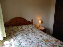 The second bedroom in Creek Cottage, Rhossili