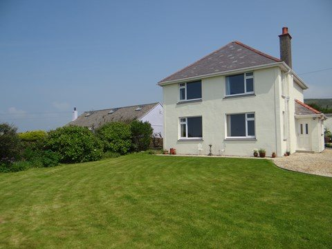 Sunnyside holiday home, Rhossili, Gower