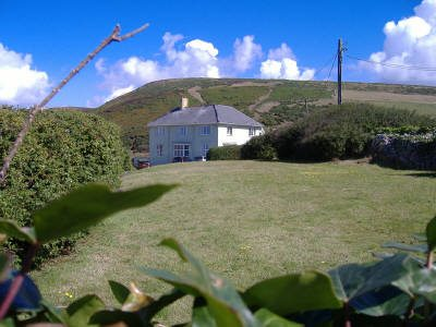 The Rectory self-catering cottage, Rhossili, Gower