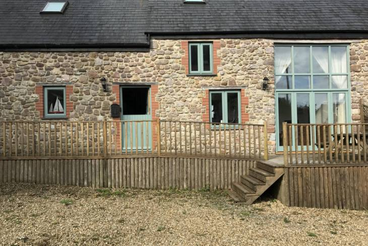 Upper Church Barn holiday cottage, Llanmadoc, Gower