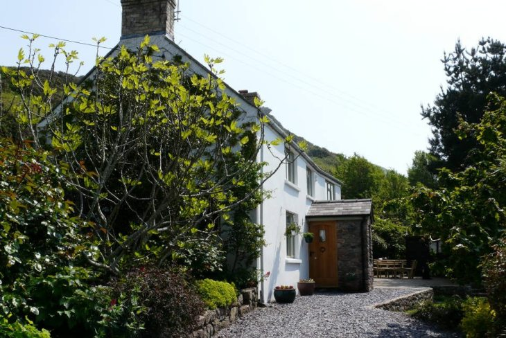 Little Hill End Cottage, Llangennith