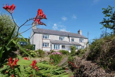 Belvedere self-catering holiday accommodation, Reynoldston, Gower