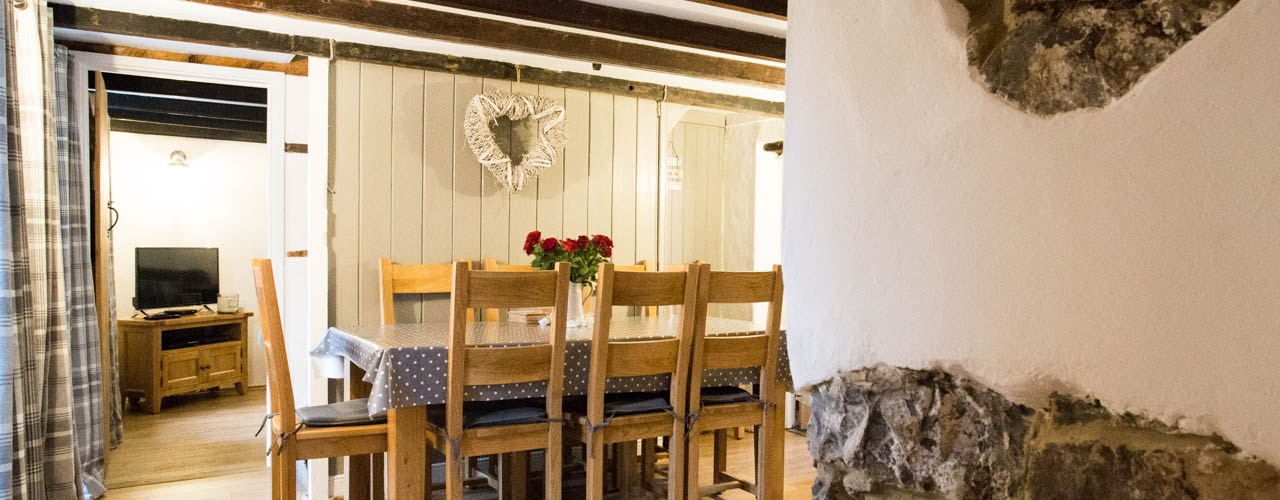 Bower Cottage Dining Room