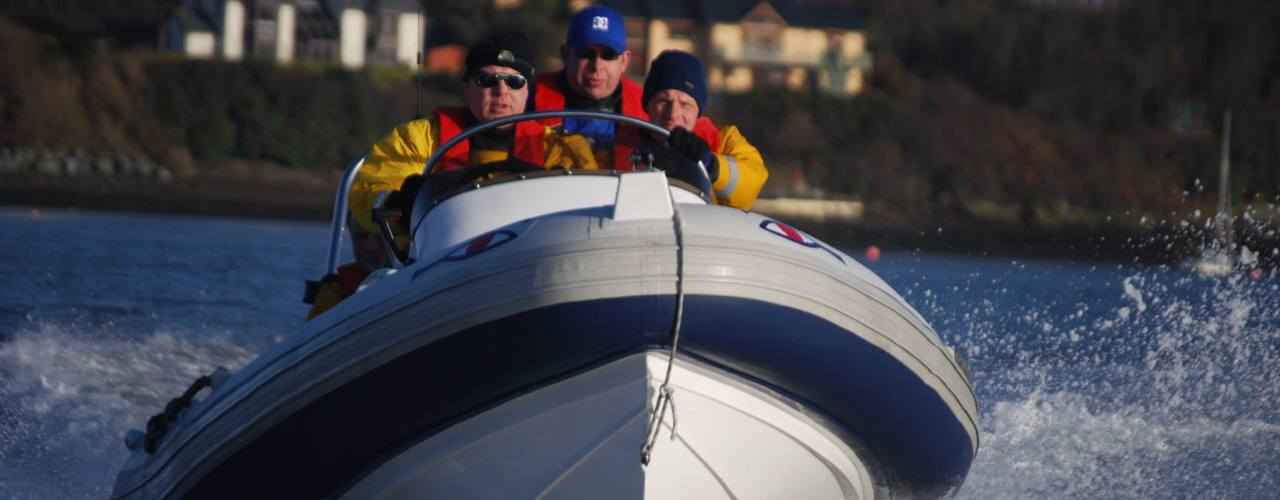 Lifeboat assistance from Swansea Watersports, Swansea