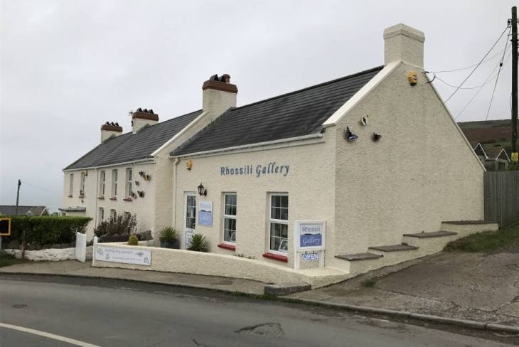 Rhossili Gallery, Gower Peninsula, Swansea