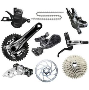 groupset shimano deore