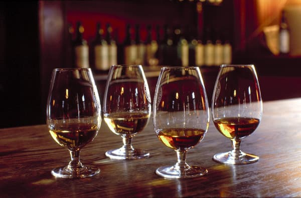 Image result for tulip glass whisky
