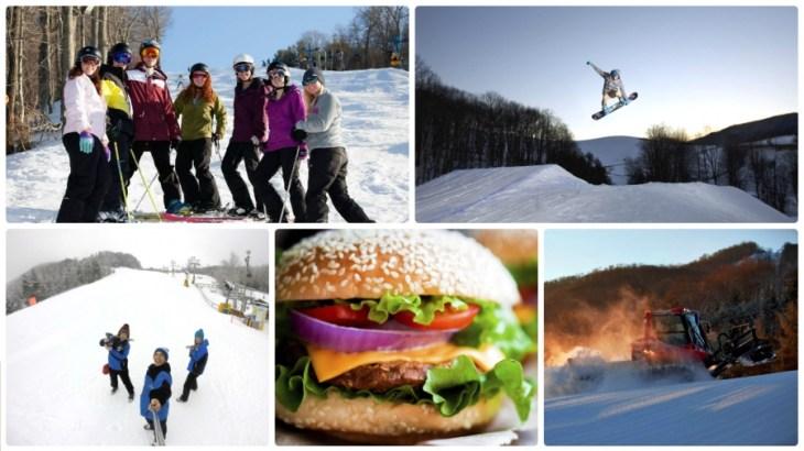 6 razones para trabajar en Cataloochee Ski Area