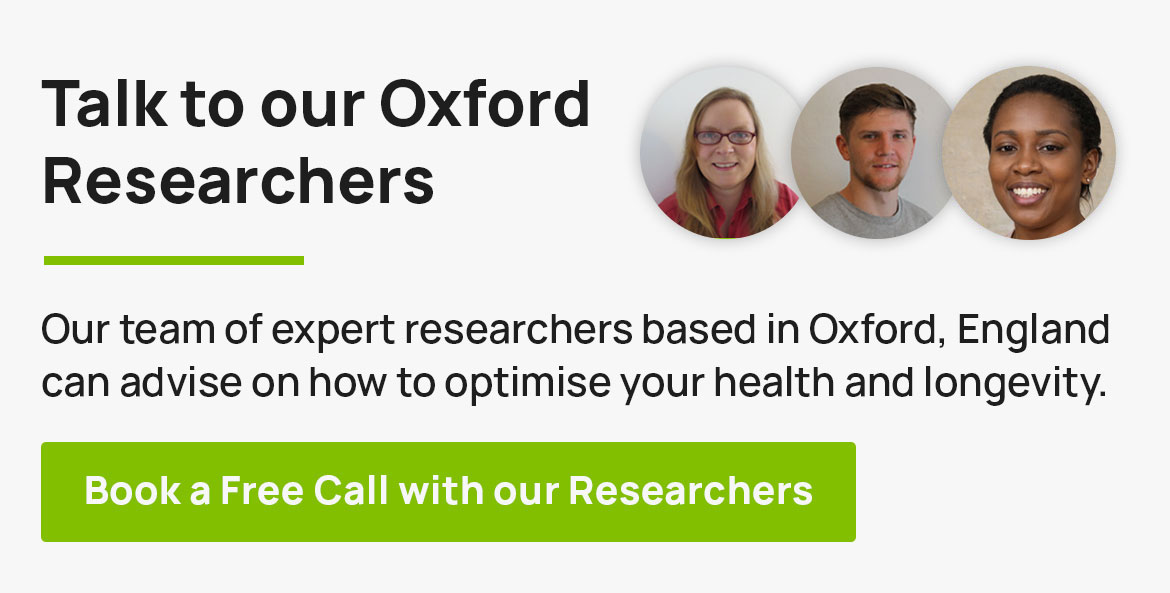 Talk to Our Oxford Researchers