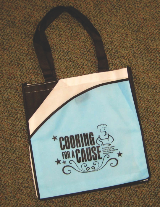 Cooking For A Cause Promo Bag