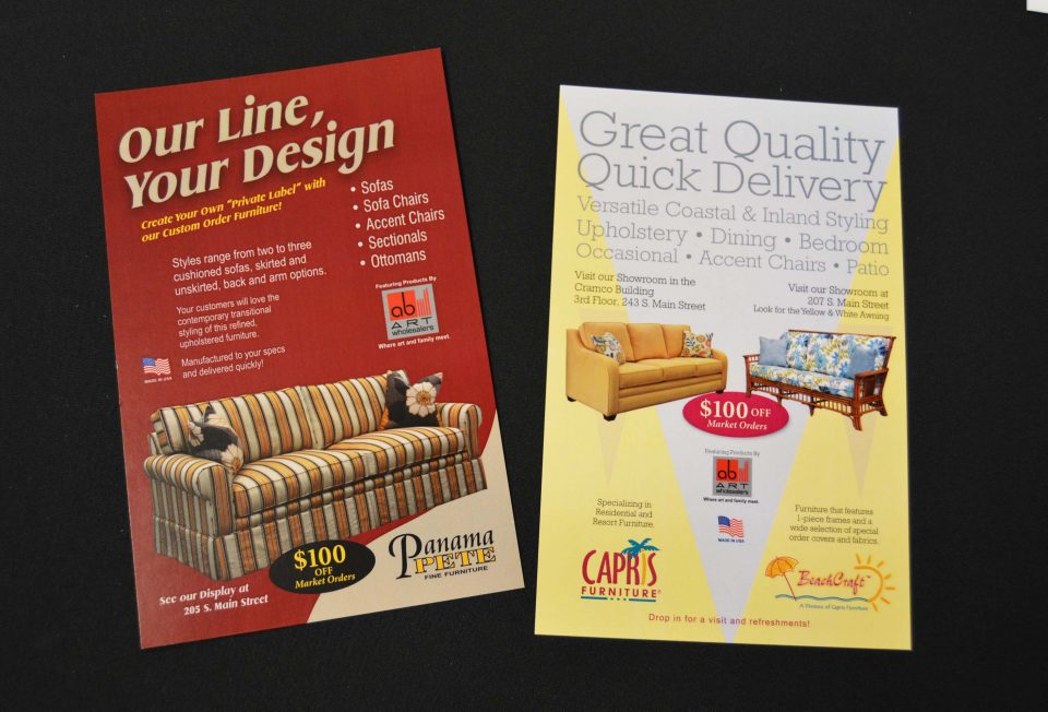 Post Card Mailers Direct Mail