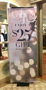 Holiday Deal: Enjoy a Gift - With $150 Purchase