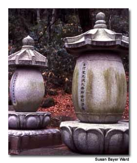 Beomeosa's Budo Garden has 29 stone pagodas that contain the cremated remains of deceased temple monks.