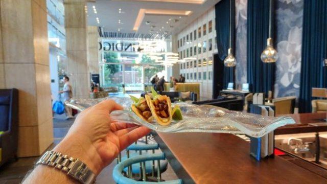 Mini Korean Tacos
