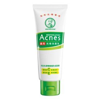 曼秀雷敦 Acnes藥用抗痘洗面乳