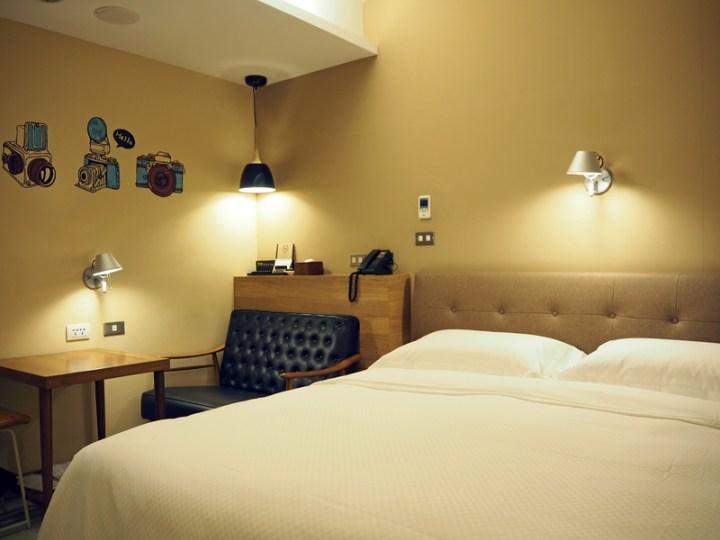 佳適旅舍的商務雙人房。(圖片來源:飯店官網)
