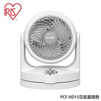 日本IRIS PCF-HD15 6吋空氣循環扇