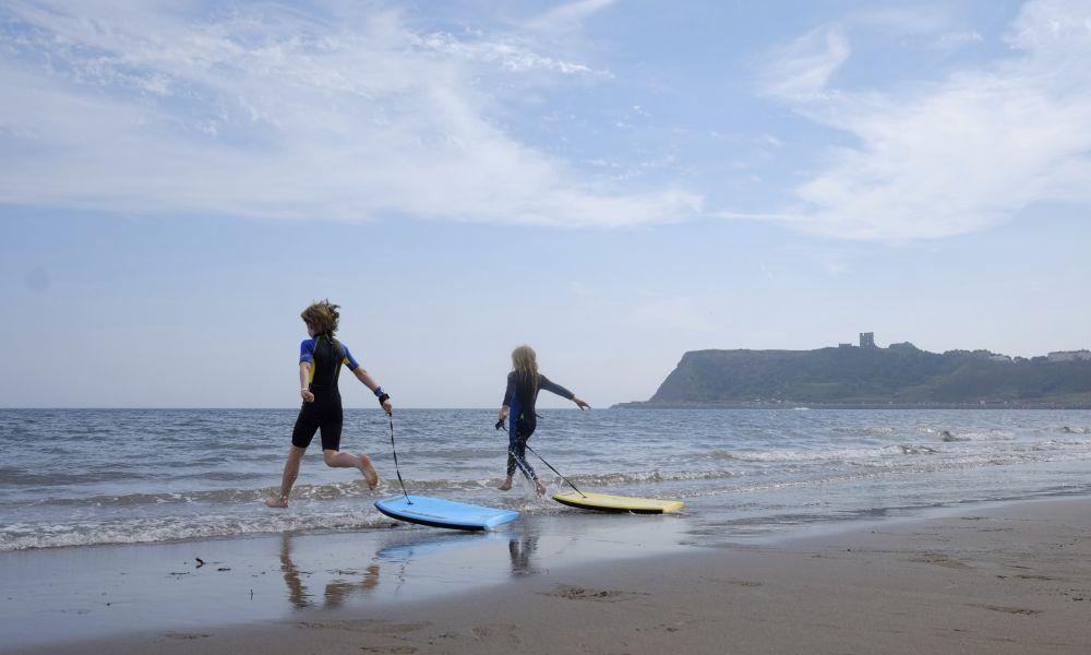 Discover Yorkshire Coast – Scarborough