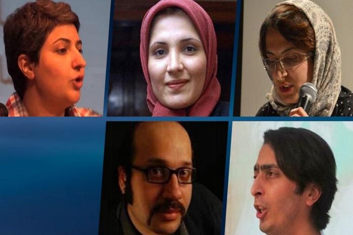 سازمان گزارشگران بدون مرز میگوید بازداشت روزنامهنگاران در ایران افزایش یافته است