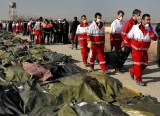 هواپیمای اوکراینی به دلیل خطای انسانی مورد اصابت قرار گرفته است