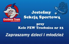 Sekcja Sportów Wędkarskich Gozdawa Team