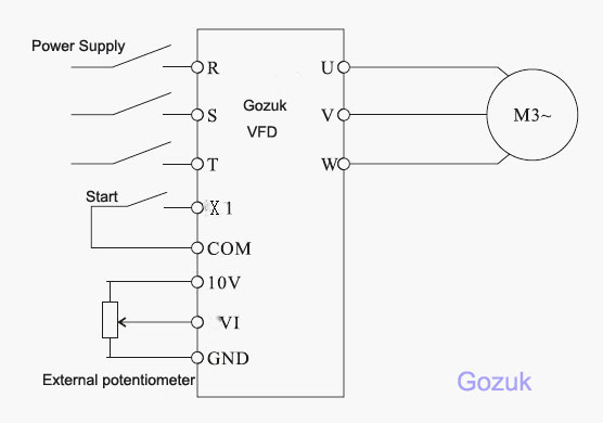 diagram variable frequency drives wiring diagram full