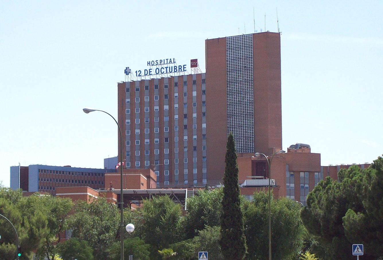 Hospital 12octubre