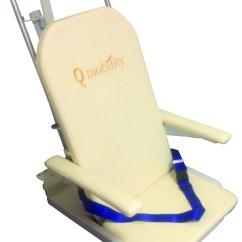 Inflatable Lifting Chair Folding Adirondack Q Lift Low Height 7cm Gp Medical