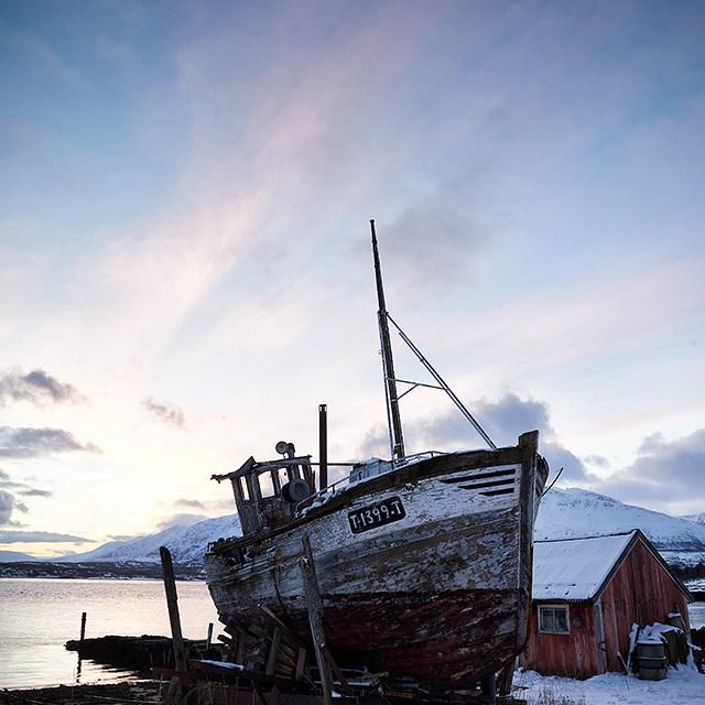 Nordic Landscapes  – Farewell Tromso, Troms, Norway