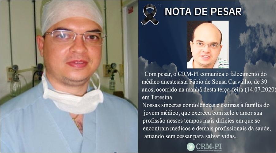 Médico Fábio Carvalho