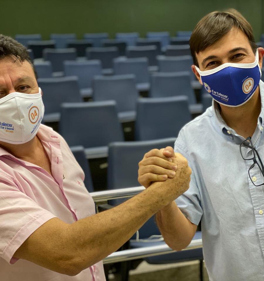 André Macêdo e Carlos Sait