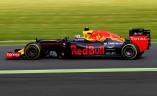 Daniel Ricciardo, Red Bull Racing, VN Velike Britanije 2016