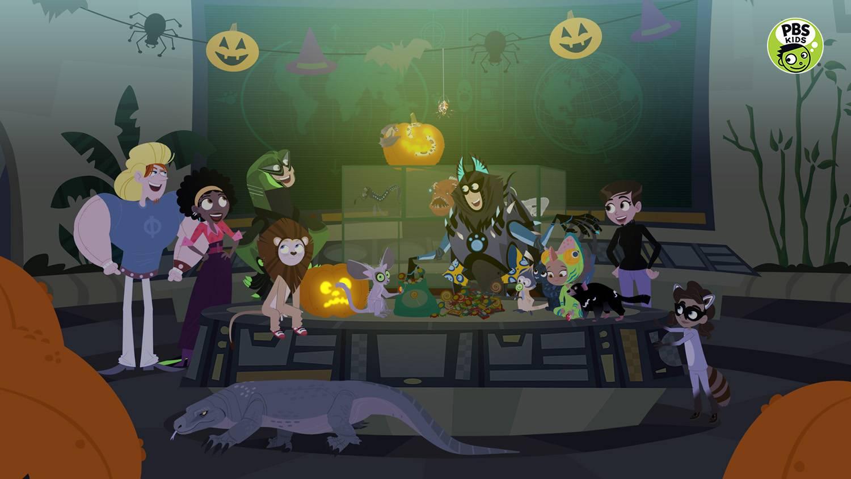 PBS KIDS Kicks Off October With New Halloween Programming