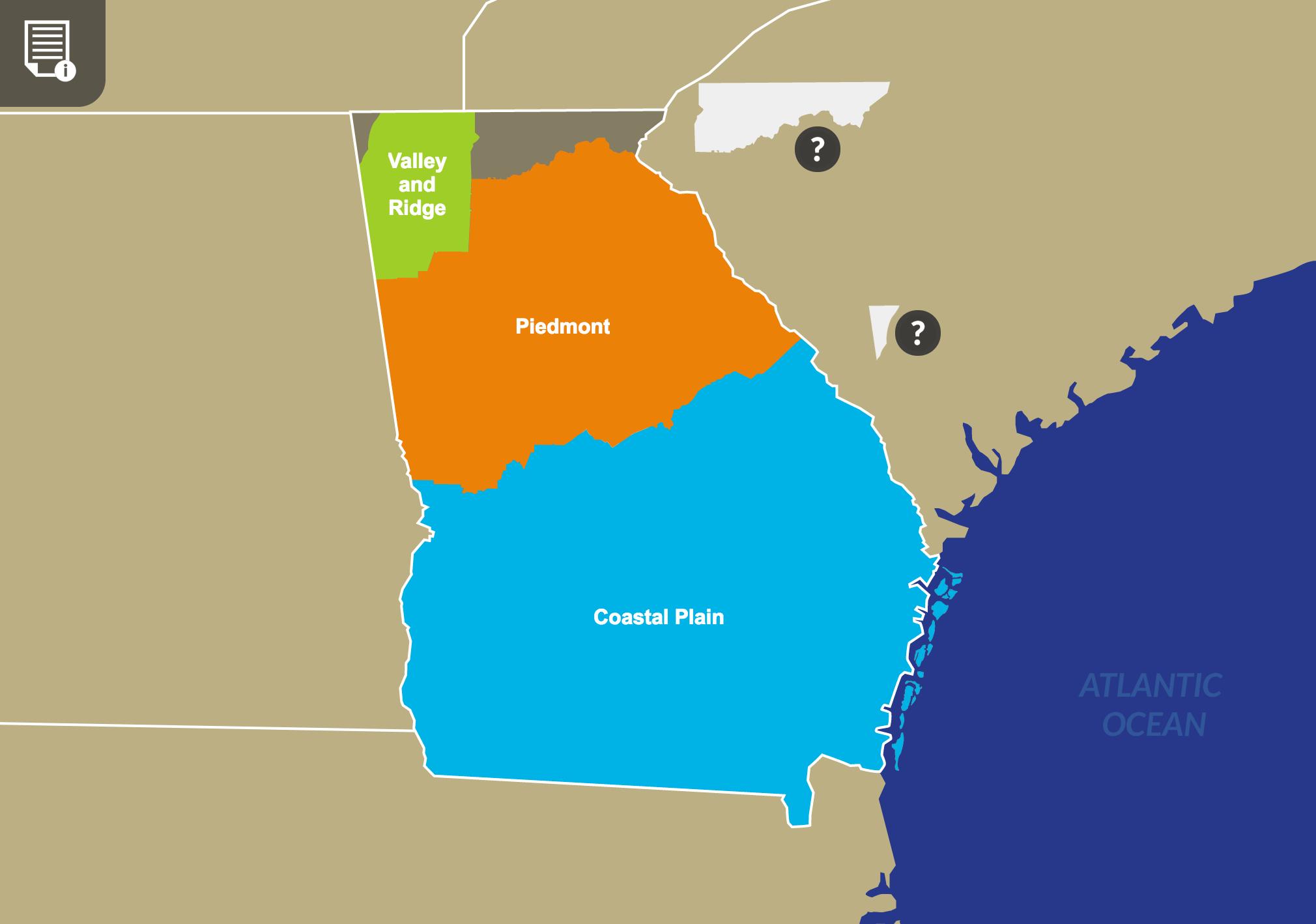 The Regions Of Georgia Virtual Field Trip Is Here