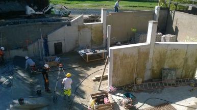 Construction de la pile
