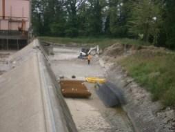 Reconstruction du canal