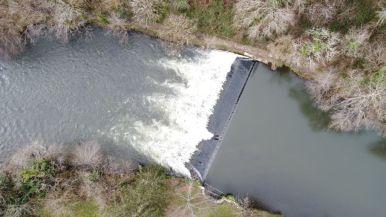 Barrage du Bridou